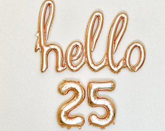 25 things I've learned in 25years